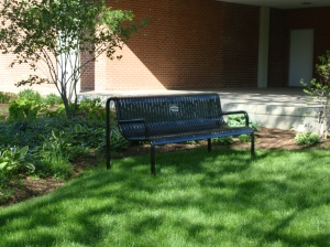 Brittany's Memorial Bench